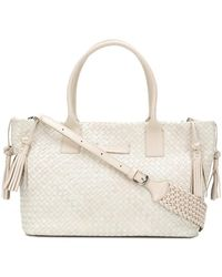 Tosca Blu - Woven Tote - Lyst