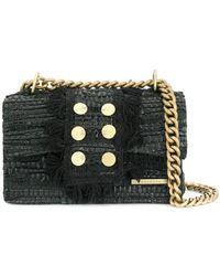 Kooreloo - Fringed Detail Shoulder Bag - Lyst