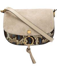 Chloé - 'Kurtis' Shoulder Bag - Lyst