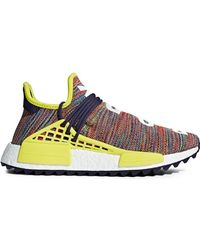 d5047301d adidas - X Pharrell Williams Human Race Body And Earth Nmd Sneakers - Lyst
