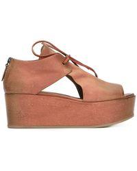 Marsèll - Trampola Sandals - Lyst