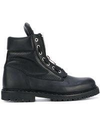 Balmain - Taiga Ankle Boots - Lyst
