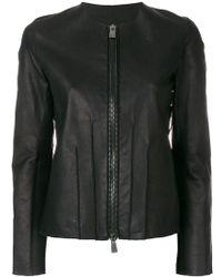 Simona Tagliaferri - Zipped Jacket - Lyst