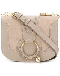 See By Chloé - Hana Medium Crossbody Bag - Lyst