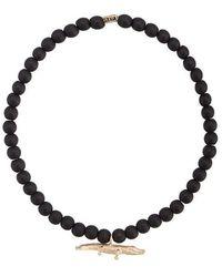 Luis Morais - Medium Croc Spacer Bracelet - Lyst