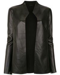 Osklen - Asymmetrical Jacket - Lyst