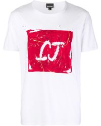 Just Cavalli - Double J T-shirt - Lyst