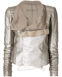 Rick Owens - Fitted Jacket - Lyst