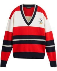 Burberry - Reissued 1989 Striped Jumper - Lyst