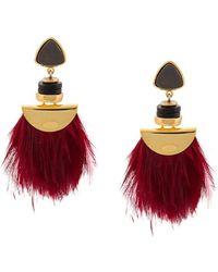 Lizzie Fortunato - Parrot Earrings - Lyst