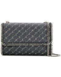 Stella McCartney - Monogram Falabella Crossbody Bag - Lyst 0ef0d55273e9c