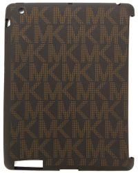 MICHAEL Michael Kors - Monogram Tablet - Lyst