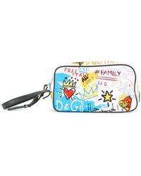 Dolce & Gabbana - Neceser con motivo de grafiti - Lyst