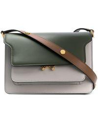 Marni - Trunk Shoulder Bag - Lyst