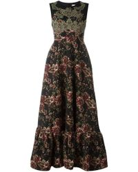 Antonio Marras - Floral Dress - Lyst