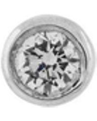 Wouters & Hendrix - Diamond Stud Earring - Lyst