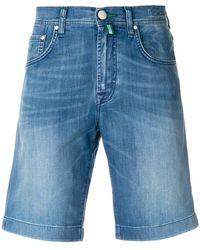 Jacob Cohen | Denim Bermuda Shorts | Lyst