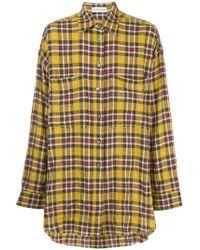Faith Connexion - Plaid Shirt - Lyst