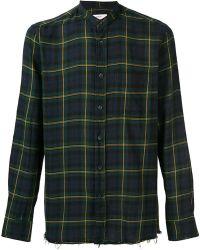 Mauro Grifoni - Plaid Shirt - Lyst