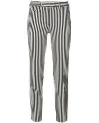 Incotex | Striped Trousers | Lyst