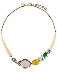 Iosselliani - Burma Necklace - Lyst