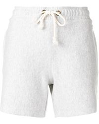 30b54afe Champion - Drawstring Fitted Shorts - Lyst