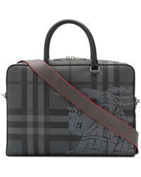 Burberry - Ainsworth laptop bag - Lyst