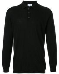 Venroy - Longsleeved Polo Shirt - Lyst