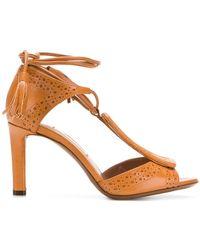 L'Autre Chose - Brogue Sandals - Lyst