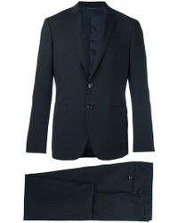 Tonello - Fitted Dinner Suit - Lyst