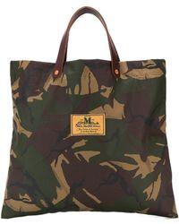 Junya Watanabe - Camouflage Tote Bag - Lyst