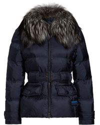 Prada - Long Sleeve Down Jacket - Lyst