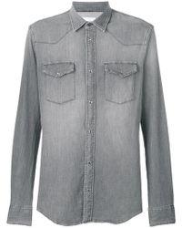 Dondup - Classic Denim Shirt - Lyst