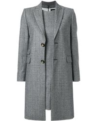 DSquared² - Tailored Stretch Coat And Dress Set - Lyst