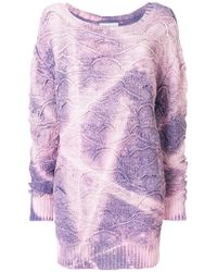 Faith Connexion - Gradient Embroidered Sweater - Lyst