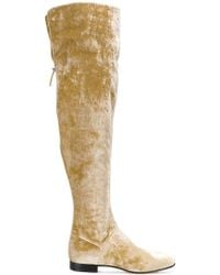 Alberta Ferretti - Over-the-knee Boots - Lyst