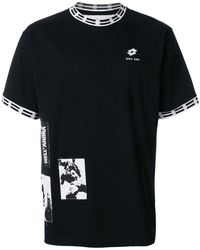 Damir Doma - X Lotto 'Tobsy' T-Shirt - Lyst