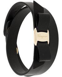 Ferragamo - Vara Bow Bracelet - Lyst