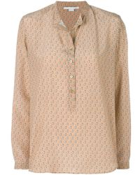 Stella McCartney - Eva Print Shirt - Lyst