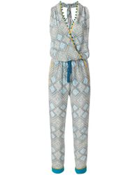 Talitha - Maghreb Print Jumpsuit - Lyst