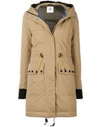 Rossignol - Hooded Parka Coat - Lyst