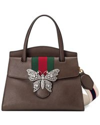 Gucci - Totem Medium Top Handle Bag - Lyst