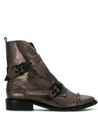 Schutz - S2007100110001u New Aco Leather/fur/exotic Skins->leather - Lyst