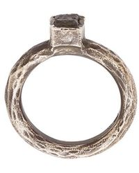 Henson | Antique-effect Ring | Lyst