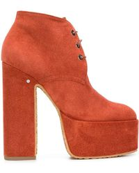 Laurence Dacade - Platform Ankle Boots - Lyst