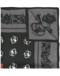 KENZO   Tiger Patch Neck Scarf   Lyst