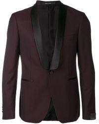 Tagliatore - Tuxedo Jacket - Lyst