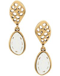 Camila Klein | Resin Earrings | Lyst