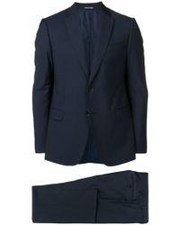 Emporio Armani - Formal Suit - Lyst