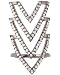 Elise Dray | 'inca' Phalange Ring | Lyst